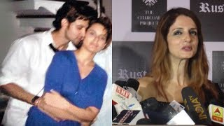 Sussanne Khan's Reaction On Kangana Ranaut And Hrithik Roshan Controversy