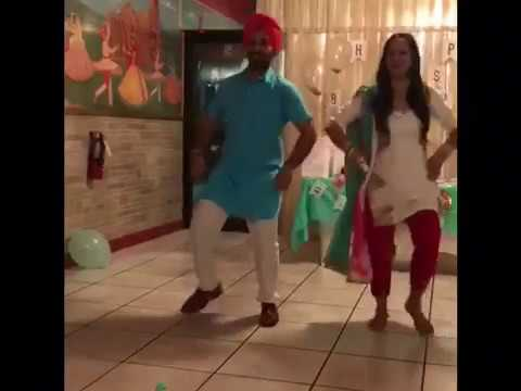 Kainthe wala dance performance