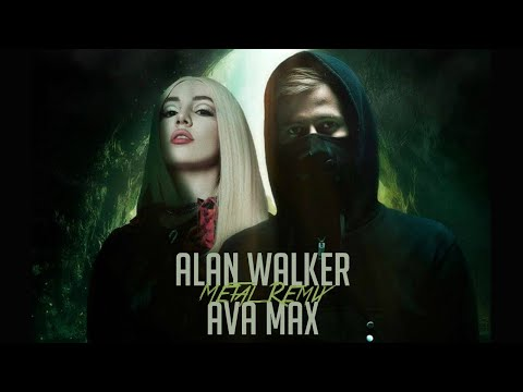 Alan Walker & Ava Max - Alone Pt. II (Metal Remix)
