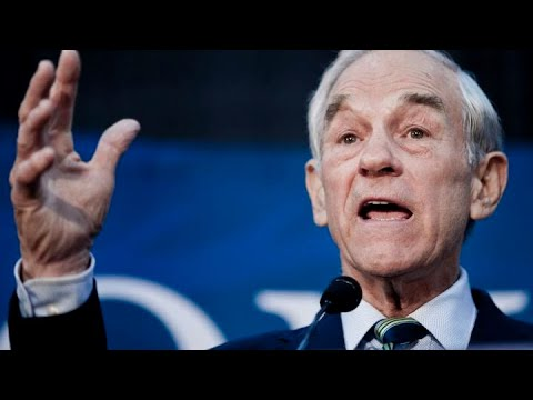 Former Congressman Ron Paul on the Fed, the market and the economy