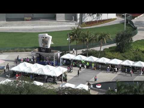 Hollywood Chamber of Commerce presents Expo Alfresco 2011