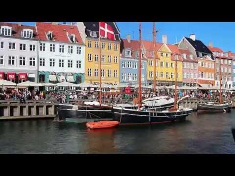 New Haven Area Of Copenhagen Denmark