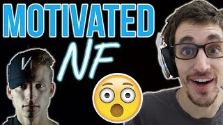 NF - Motivated (Audio) REACTION