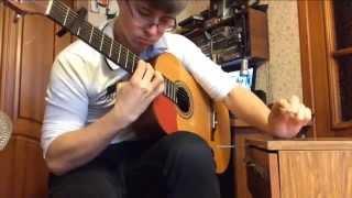 Alexandr Misko Guitar Pen Tapping Song