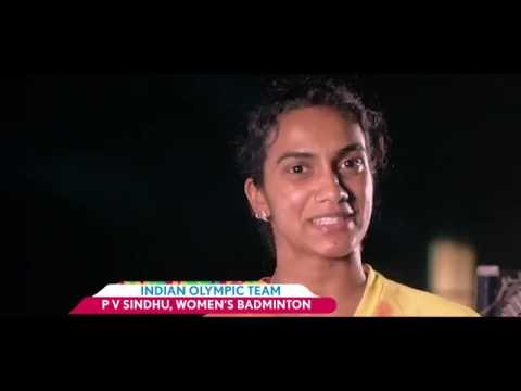 Give PV Sindhu a #BillionCheers!