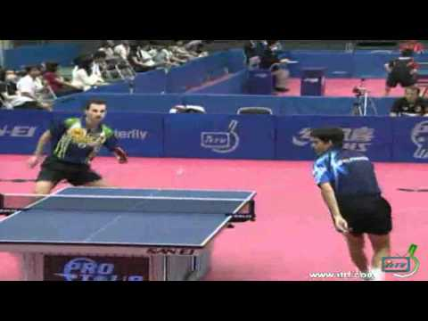 Nets & Edges in Table Tennis(NEW)