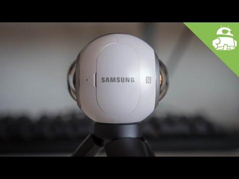 .又是韓國首發!三星 Gear 360 全景相機開賣