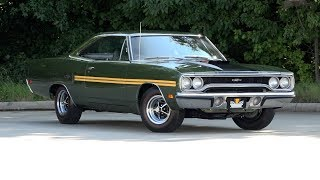 1970 Plymouth GTX SOLD / 136288