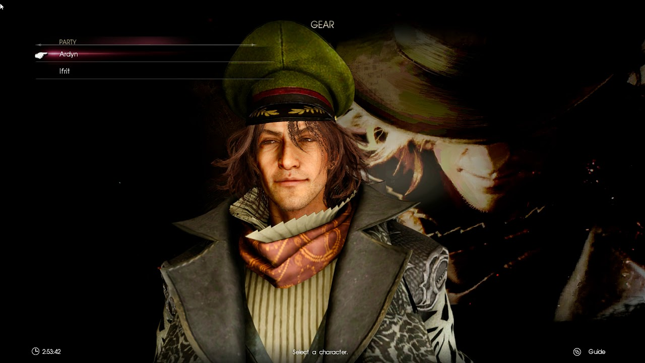 Final Fantasy XV: Episode Ardyn - (Probably) All Hats