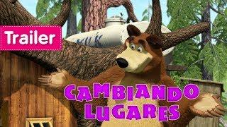 Masha y el Oso - CAMBIANDO LUGARES 🐻 (Trailer)