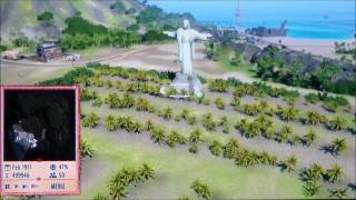 Tropico 4 Gameplay Xbox 360 Review