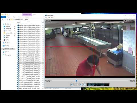 "kenneka Jenkins- Crowne Plaza 36 Hour CCTV Footage ""Lobby"""