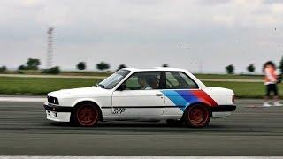 650HP BMW E30 325i Turbo 100-270 km/h