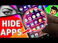 How To Hide 👁️ Apps On Android 2018 (No Root) । Without Root Your Phone 🤔?