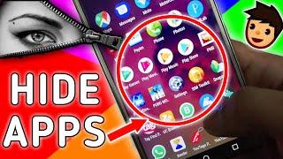 Icon hider App