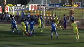 Resumen: Juvenil B 4-0 Club La Vall