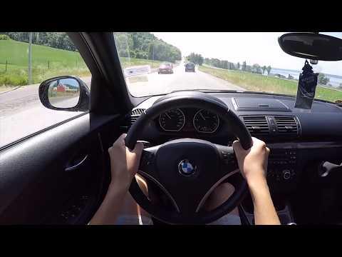 Bmw 1 Series E87 2004-2013 60 FPS POV/test Drive Acceleration