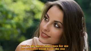 Demis Roussos-My Only Fascination (lyrics)