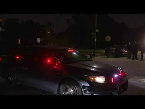 Officers shoot, kill barricaded gunman on Detroit's east side at end of 9-hour standoff
