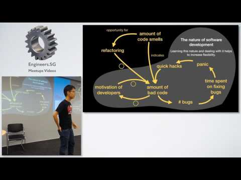 Code smells and refactoring - Singapore Java User Group