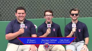 Gatemen Baseball Network Pregame: Wareham Gatemen vs. Bourne Braves (8/1/18)