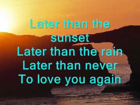 Later by Fra Lippo Lippi Lyrics.wmv