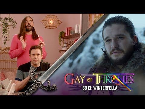 Winterfella (with Bryan Safi) - Gay Of Thrones S8 E1 Recap