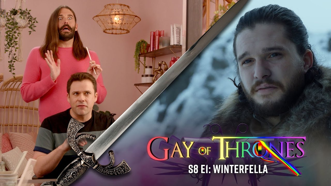 GAY OF THRONES VIDEO