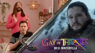Winterfella (with Bryan Safi) - Gay Of Thrones S8 E1 Recap