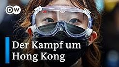 Hongkong gegen Peking: Freiheit auf Zeit? | DW Quadriga