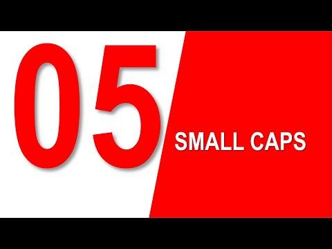 05 Ações Small Caps Com Grande Potencial Para 2020