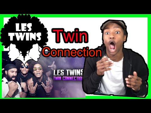 Les Twins TWIN CONNECTION Reaction