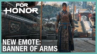 For Honor Banner of Arms Weekly Content Update 1 2 2020 Ubisoft NA