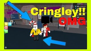 I Met CRINGLEY on roblox assassin (MY dream COME TRUE)