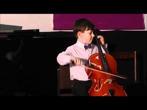 B.Romberg, Sonata in e minor, Allegro non troppo