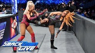 Lana vs. Becky Lynch: SmackDown LIVE, Sept. 25, 2018