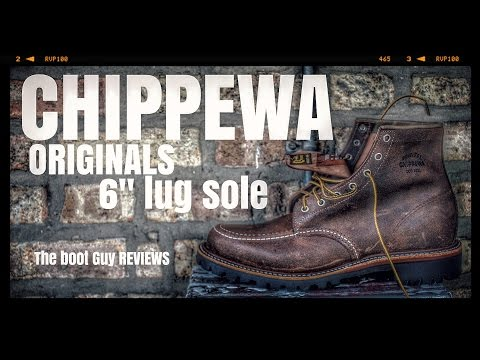 CHIPPEWA Style:1901M64 MOCC TOE FIELD BOOT [ The Boot Guy Reviews ]