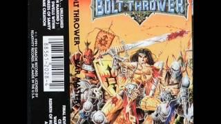 Bolt Thrower - War Master (Full Album 1991) [US PRESS CASSETTE RIP]