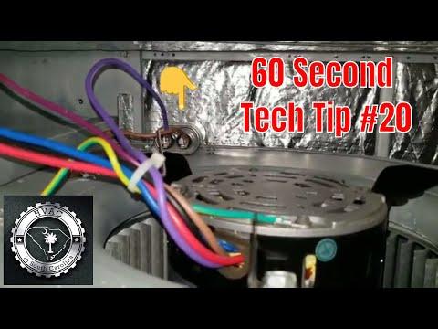 HVAC - 60 Second Tech Tip #20