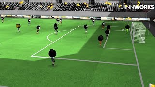 Stickman Soccer 2018 Android Gameplay #7