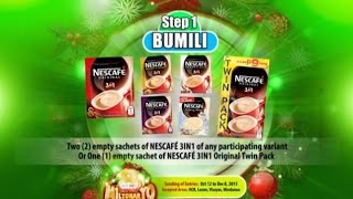 KM8 NESCAFE 3IN1 Proof-of-Purchase
