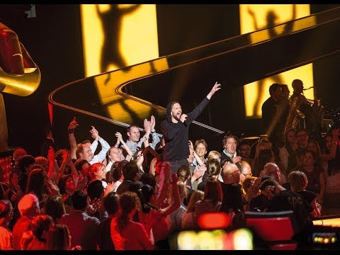 Shem Thomas - Happy - Finale - The Voice of Switzerland 2014