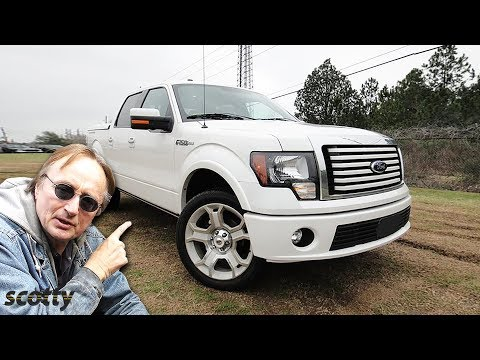 Here's Why the 2011 Ford F-150 was Worth $48,000