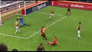 Ergün Penbe'nin Golü | 4 Büyükler Salon Turnuvası | Galatasaray 4 - Fenerbahçe 0 | (02.01.2016)