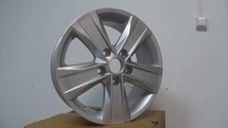 Литые диски Replay R16 на Fiat Ducato(, 2016-06-07T21:16:18.000Z)