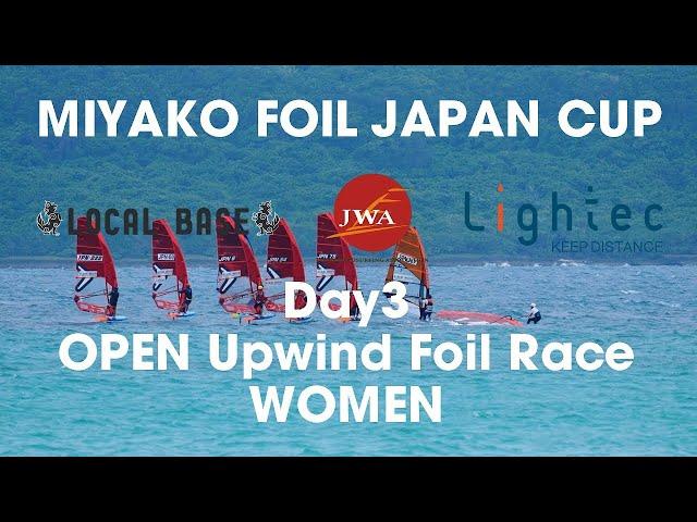 MIYAKO FOIL JAPAN CUUP 2021  ProUpwind women