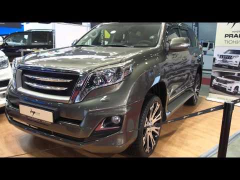 2017 Toyota Land Cruiser Car Performance Details - YouTube