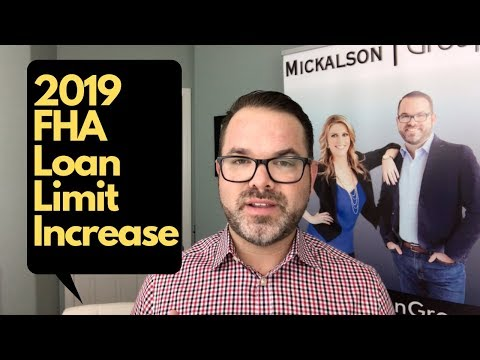 FHA Loan Limit Increasing For Los Angeles County