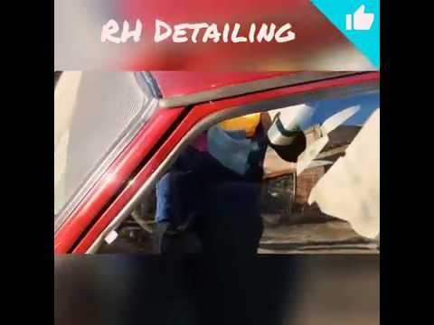 Renault 9 RH Detailing