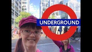 Лондон Метро Самое Первое в Мире! Самое дорогое метро в Мире!